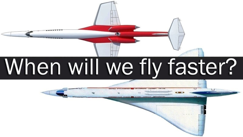 When will we fly faster?