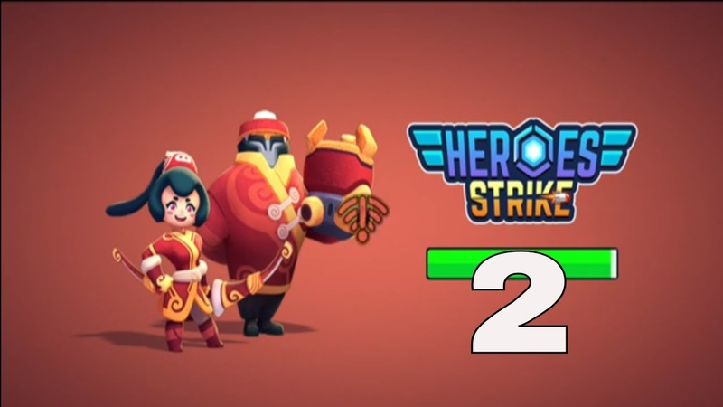 Heroes Strike - 3v3 Moba Brawl Shooting IOS-Android-Review-Gameplay-Walkthrough-Part 2