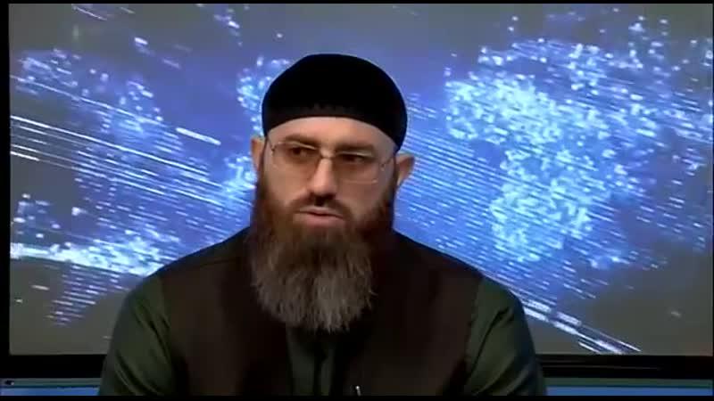 Адам Шахидов - в Чечне проживает более 30 национальностей