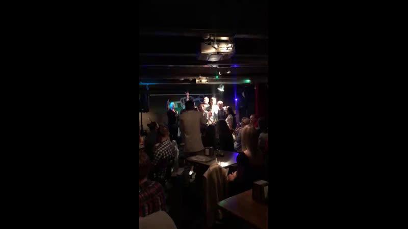 Live: Бар DREADNOUGHT Калининград