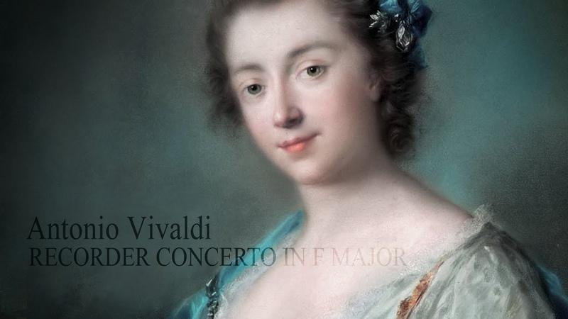 A. VIVALDI Recorder Concerto in F major RV 442, Arion Orchestre Baroque