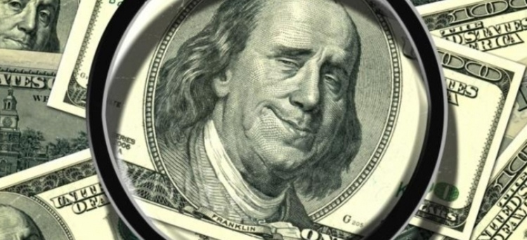 Мужчина нашел 100$ и принёс их в обменник. Кассир вызвала милицию