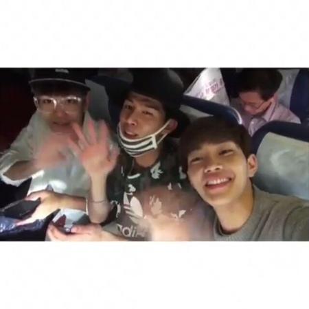 """김재영 on Instagram: """"[ESteem TV 'We love Thailand 1] 오늘 오후6시 김재영 조민호 태은 이철우의 태국 여행기 1회가 방송 됩니다. 모두 기대해주세요! : ) www.esteemmodels.co.kr -> ON AIR 에서..."""