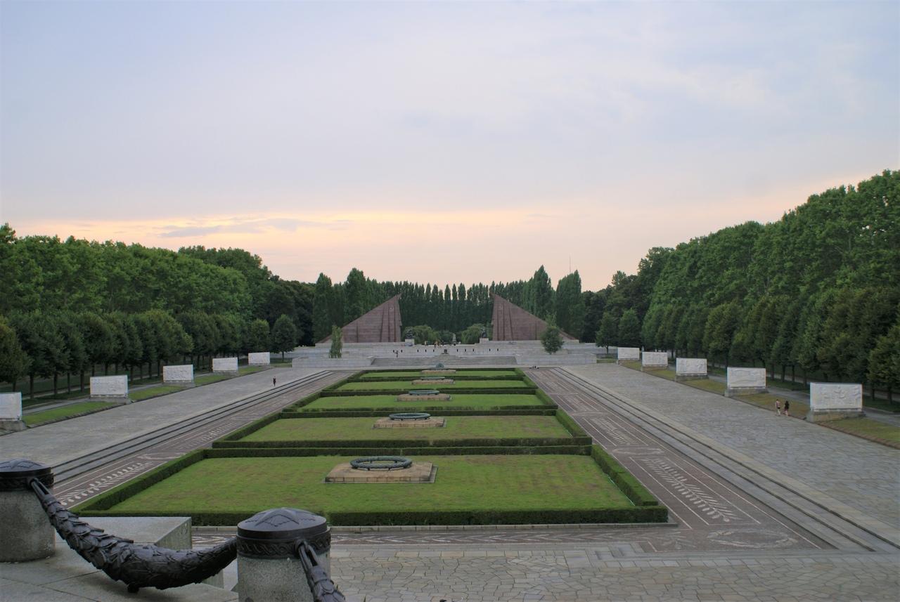 Трептов-парк в Берлине