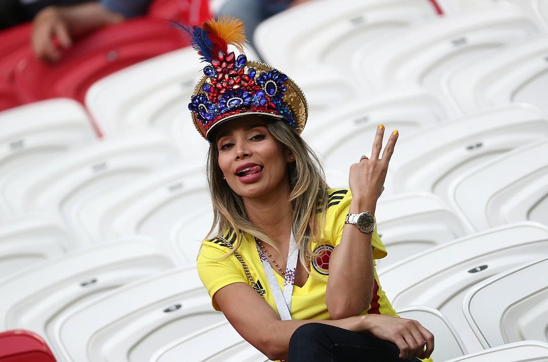 Вспоминая чемпионат мира по футболу 2018.  Самые красивые болельщицы ЧМ2018 часть 2