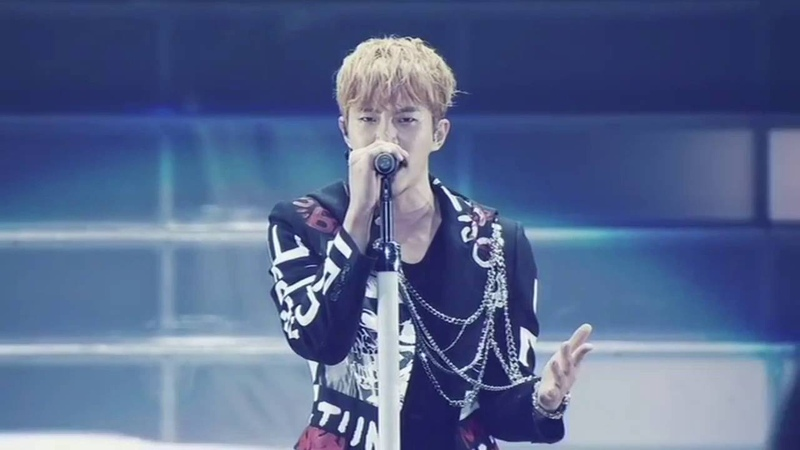 INSANETurn it up(6HDJunho Solo Live ver.)