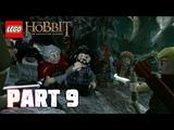 TEAM HOBBIT di Selamatkan 2 Orang Pemanah - Lego The Hobbit