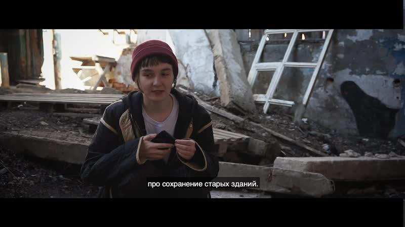 4 Художник говорит Вероника Сарычева и Аксинья Сарычева