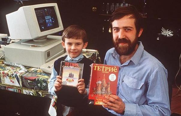 Алексей Пажитнов советский программист, изобретатель игры «Тетрис» (1984 год)