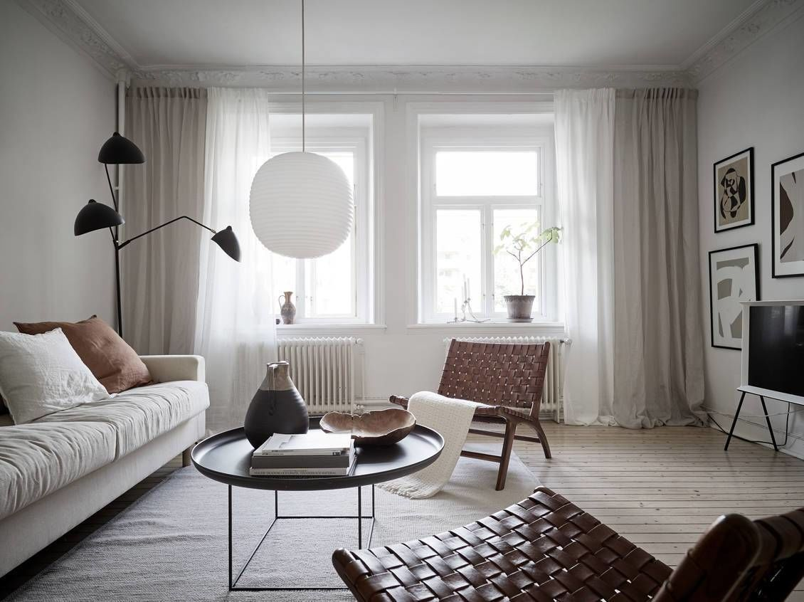 SIMPLE AND CALMING SPACE