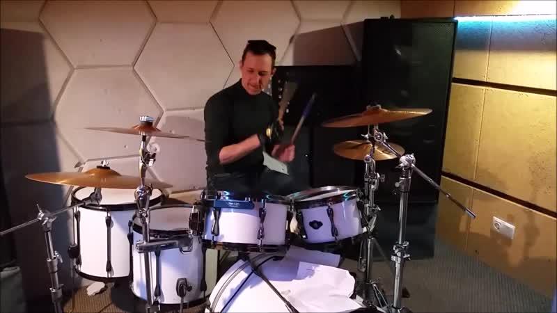 Maxi RED - Drums 4 (10 years break) (2018)