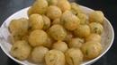 【西北小强】土豆泥小丸子,特别的小零食-mashed potato,fried potato
