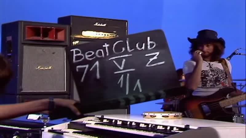 Deep Purple - No No No (Studio Rehersal Beat Club Take 1) HD