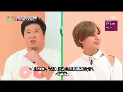 Idol room spesial guest taemin chani sf9 jeno jisung nct dream kim dong han