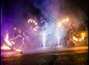 Огненно-танцевальное шоу Fire Swing