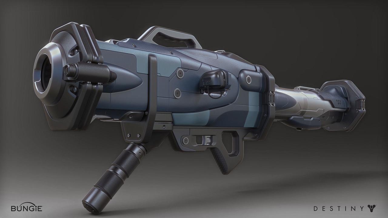 Ракетница Истина в Destiny 2