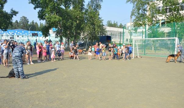 Фестиваль «Безопасность детства» в Усть-Илимске