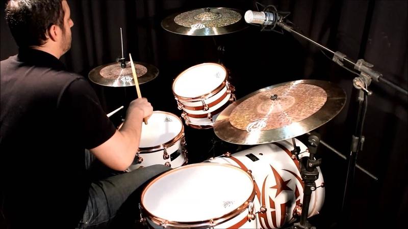 Diril Cymbals Brasil - 14 Hi Hat Special Serie (HD)