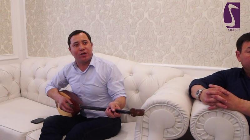 Мақсат Аханов Ата-Ана жайлы Терме Maqsat Aqanov Terme