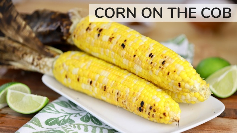 HOW TO COOK CORN ON THE COB 3 WAYS Boil Microwave Grill