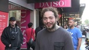 'Post Malone swamped in the middle of Melbourne's CBD' 15MOF