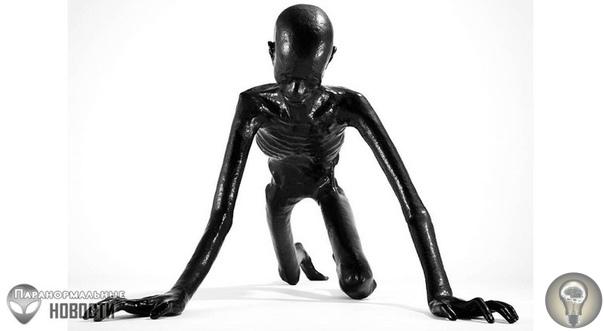 Житель США три раза видел необычное черное существо, меняющее форму Эта история была размещена на сайте Лона Стриклера, американского исследователя загадочных существ. Автор ее указан лишь под