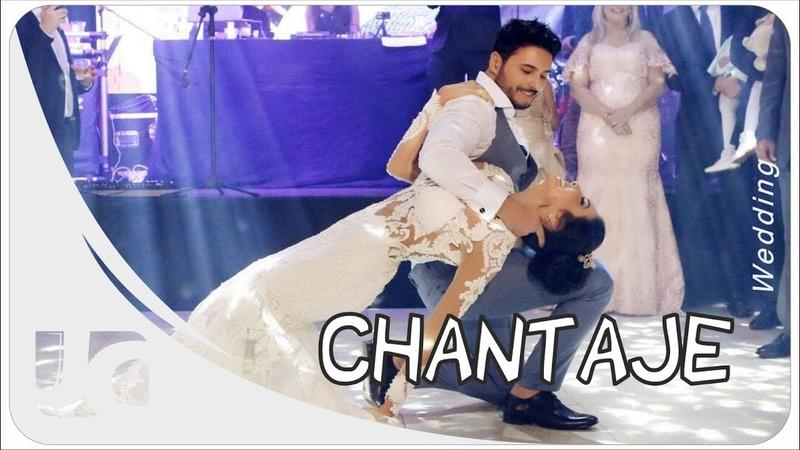 Valsa Chantaje (Shakira Maluma) - Casamento - JC Instituto de Dança
