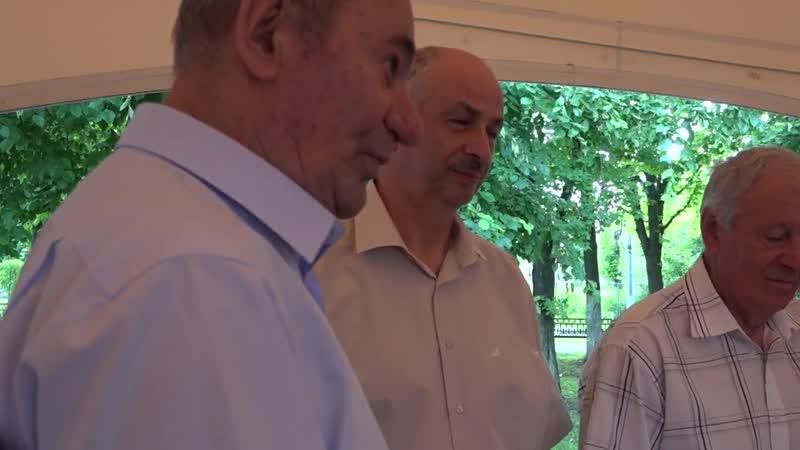 Встреча 40 лет спустя выпускников ОВЗРКУ ПВО в 2018 году