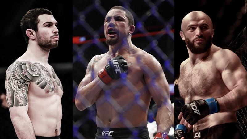 Магомед Исмаилов против Эдуарда Вартаняна, чемпион UFC ставит на Хабиба