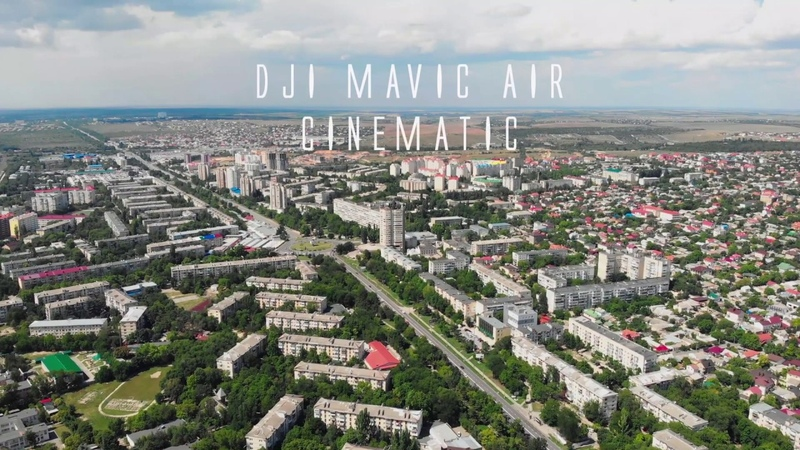 DJI MAVIC AIR CINEMATIC 2019 - Crimea Republic, Simferopol