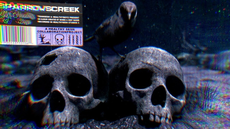 BONES Eddy Baker - SparrowsCreek  [FULL ALBUM]