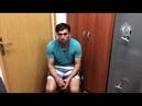 Видео допроса задержанного по делу об убийстве мастера спорта по греко римской борьбе в Москве