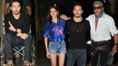 INJURED Tiger Shroff On WHEELCHAIR With Jackie Shroff And Ananya Pandey   SOTY 2 Screening