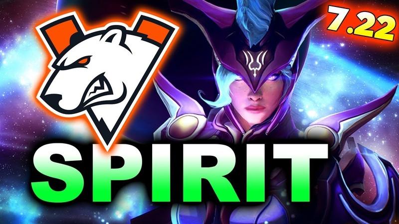 VP vs SPIRIT - GRAND FINAL - 7.22 Patch - Adrenaline Cyber League DOTA 2