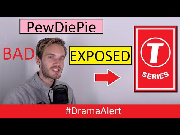 PewDiePie EXPOSED T-Series BAD! DramaAlert Ninja vs Tfue! Nadeshot GodsPlan!