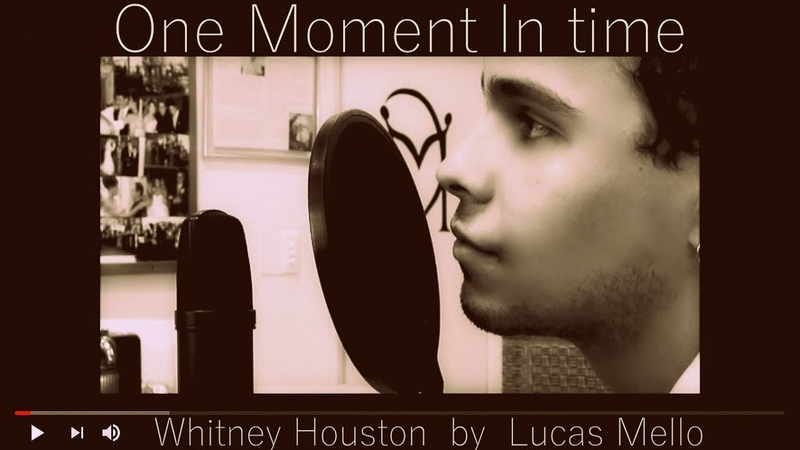 One moment in time - Whitney Houston - by Lucas Mello