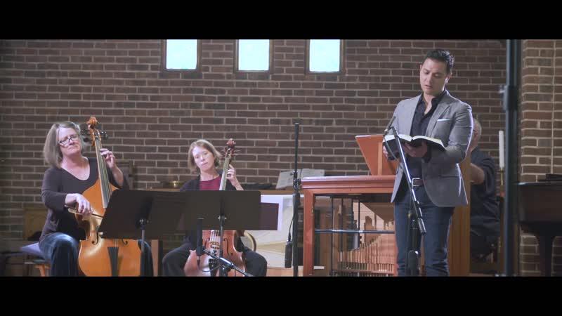 41 (4) J. S. Bach - Jesu, nun sei gepreiset, BWV 41 / 4. Aria (tenor): Woferne du den edlen Frieden (A minor) - Nicholas Phan