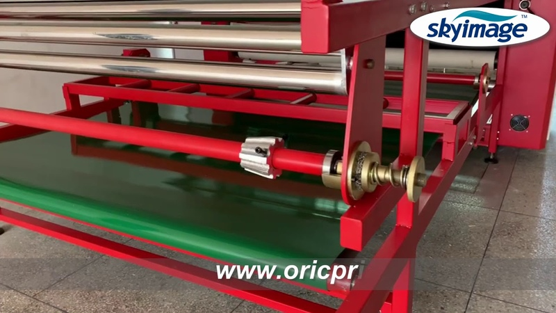 Steps for Installation Sublimation Calender Heat Press Machine 420 1700mm