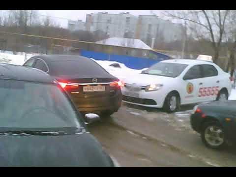 12 марта 2019 время 7ч 13 мин Дорога смерти г Новокуйбышевск, часть 2 online video cutter com