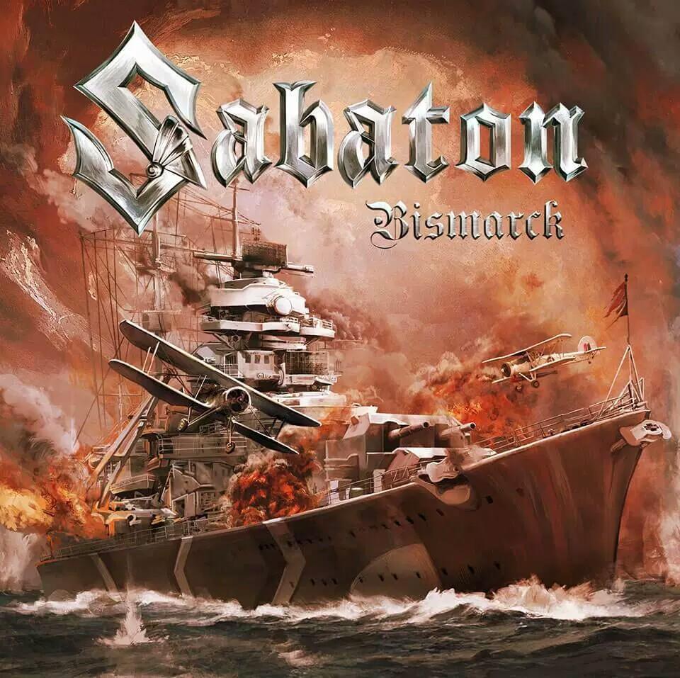 Sabaton - Bismarck (Single)