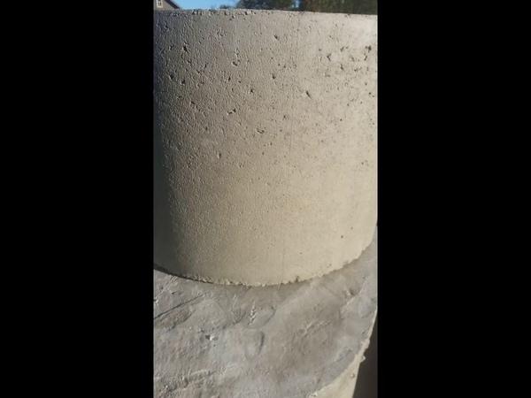 Качество бетона от Галического завода Монолит