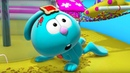 Ала-Калама-Казага -Зум - Все о Рози - Развивающий мультфильм для детей - магическое шоу