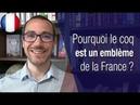 Pourquoi le coq est un emblème de la France