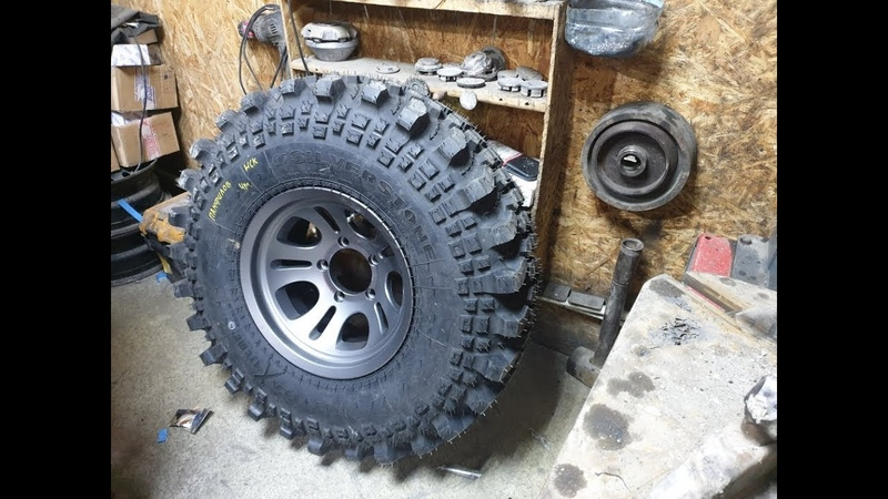 Новые колеса Кованые диски Slik l64 и шины Silverstone MT 117 Xtreme