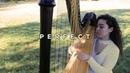 Perfect by Ed Sheeran | Harp Cover (Wedding)