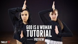 Ariana Grande - God is a woman - Dance Tutorial by Jojo Gomez ft Kaycee Rice PREVIEW