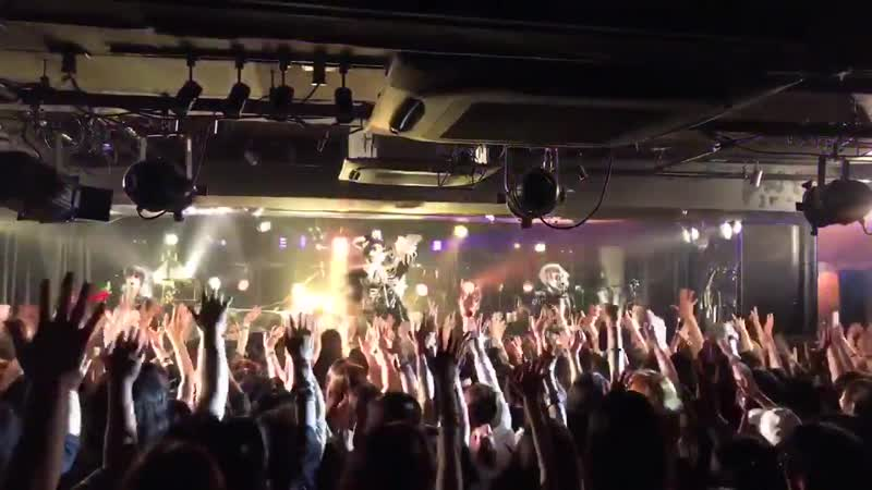 Leetspeak monsters - Welcome to Grave town (2019.5.18, Welcome to Monster's Theater 2019』 ~迷い子を導く月夜の旅~, live в 梅田Zeela)