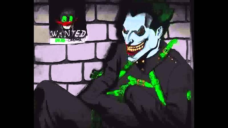 Joker Asylum Thoughts (Ben Affleck)