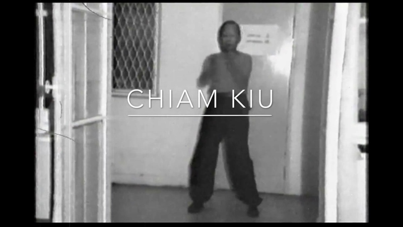 Yip Mans Private Student - Wing Chun Master Lee Shing