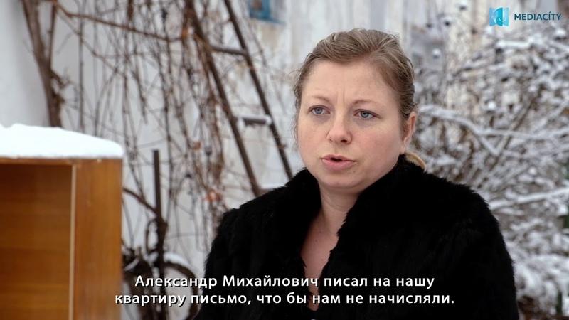 В Курской области в поселке имени Карла Либкнехта люди жалуются на постоянные перебои с отоплением
